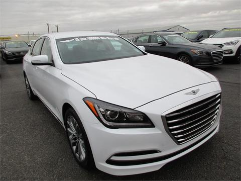 2017 Genesis G80 for sale in Evansville, IN