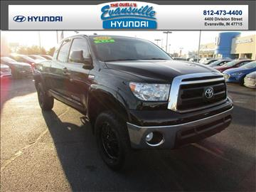 2013 Toyota Tundra for sale in Evansville, IN