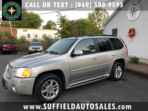 2008 GMC Envoy for sale in Suffield, CT