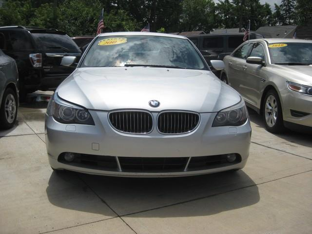 2007 Bmw 5 Series car for sale in Detroit