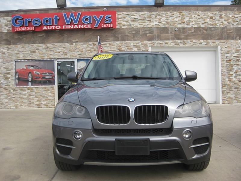2011 Bmw X5 car for sale in Detroit