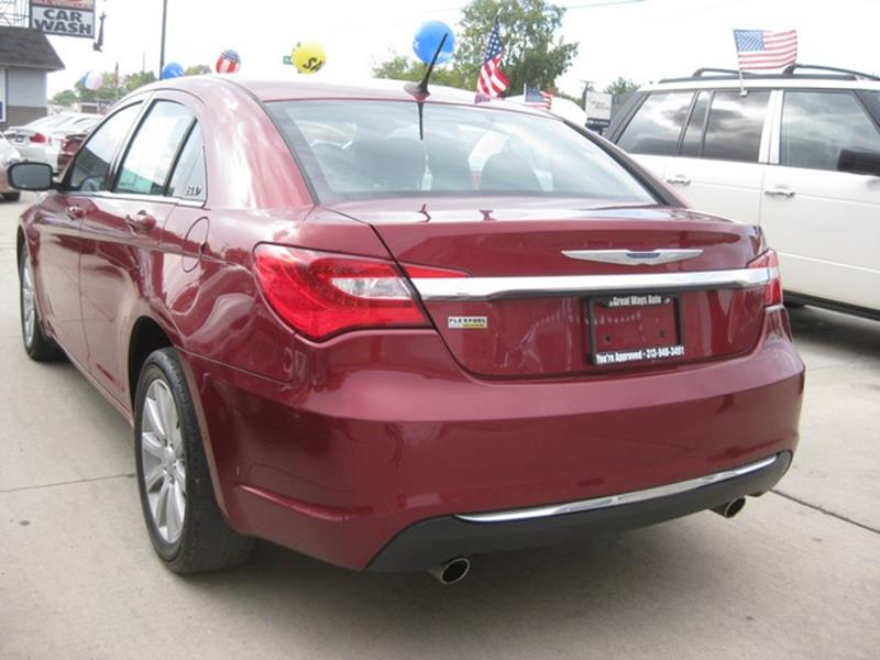 chrysler 200 2014 red. contact chrysler 200 2014 red