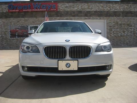 2009 BMW 7 Series for sale in Redford, MI