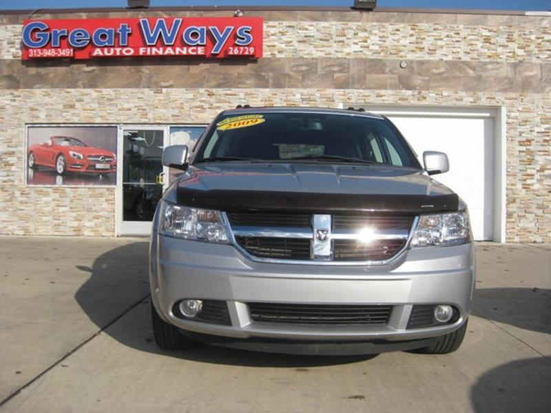 2009 Dodge Journey car for sale in Detroit