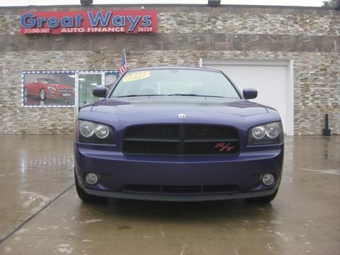 2007 Dodge Charger for sale in Redford, MI