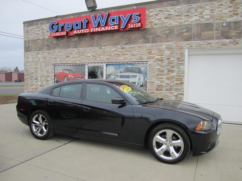 Detroit Used Car for Sale 2011 Dodge Charger 48239 at US Auto Sales ...
