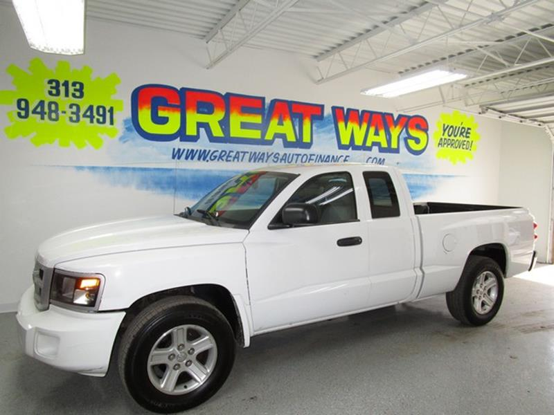 2011 Ram Dakota car for sale in Detroit