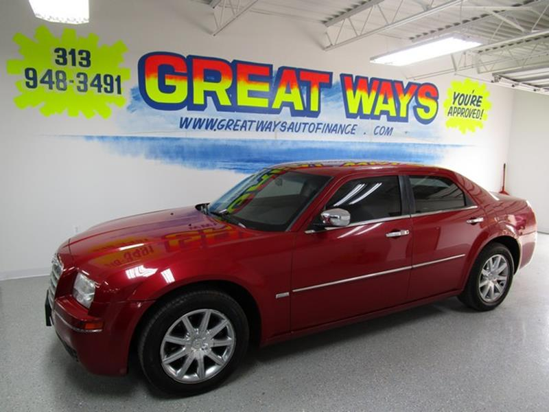 2010 Chrysler 300 car for sale in Detroit