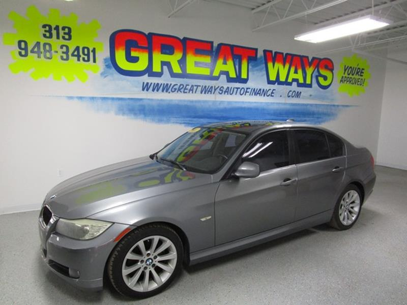 2011 Bmw 3 Series car for sale in Detroit