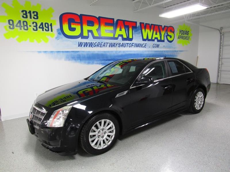 2010 Cadillac Cts car for sale in Detroit