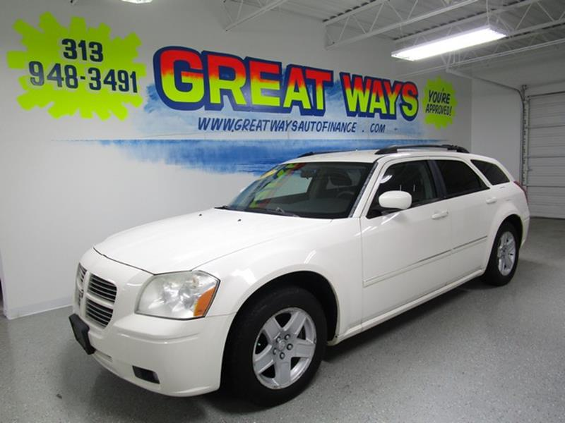 2007 Dodge Magnum car for sale in Detroit