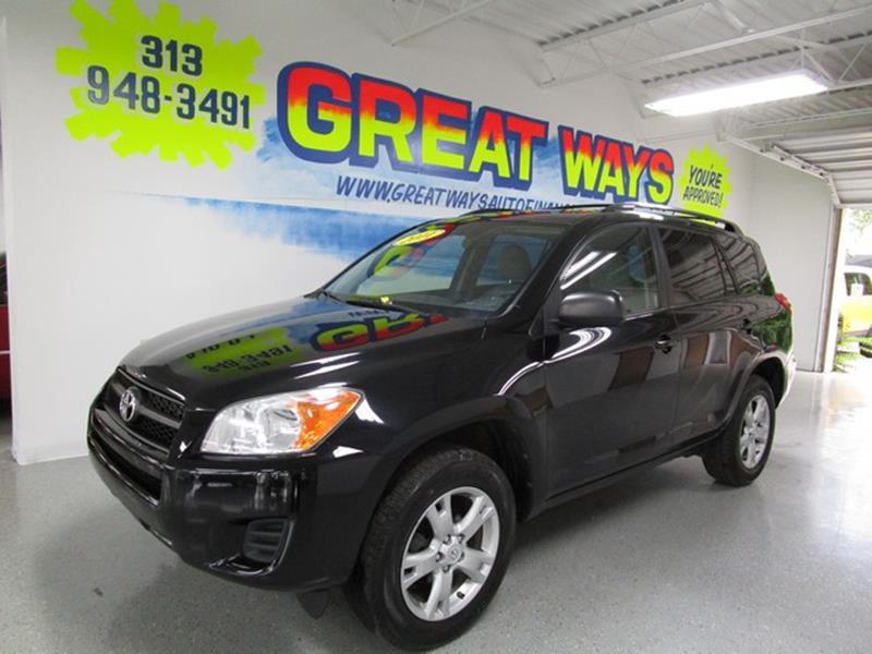 2011 Toyota Rav4 car for sale in Detroit