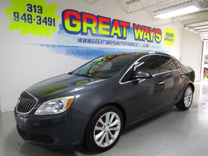 2012 Buick Verano car for sale in Detroit