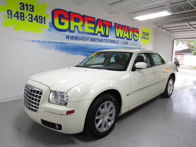 2008 Chrysler 300 car for sale in Detroit