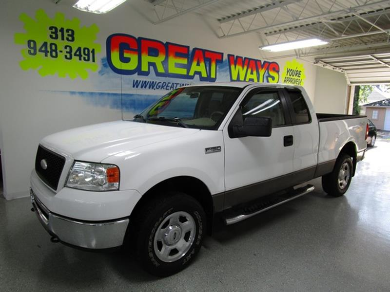 2006 Ford F-150 car for sale in Detroit