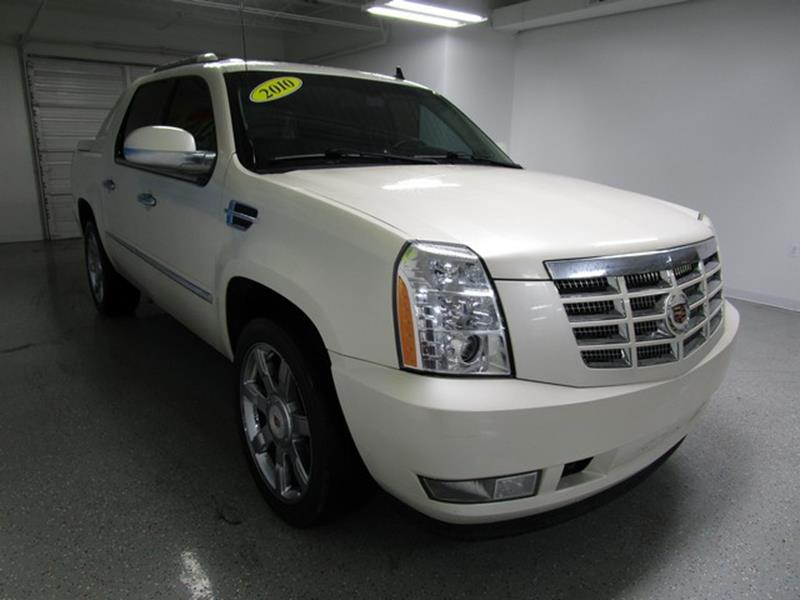 2010 Cadillac Escalade Ext car for sale in Detroit