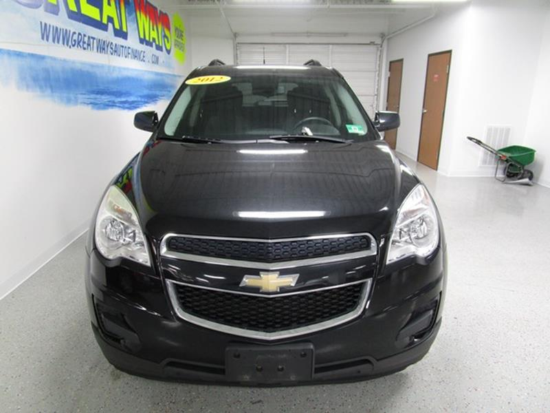 2012 Chevrolet Equinox car for sale in Detroit