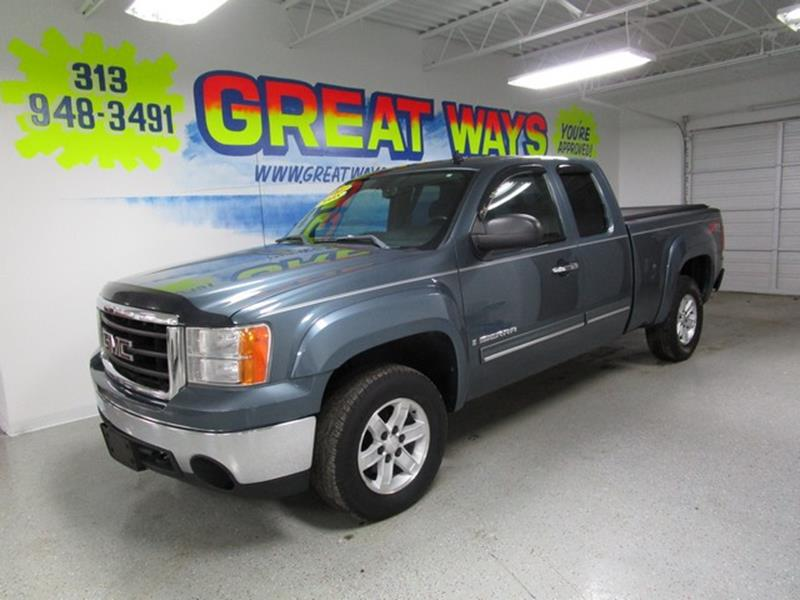 2008 Gmc Sierra 1500 car for sale in Detroit