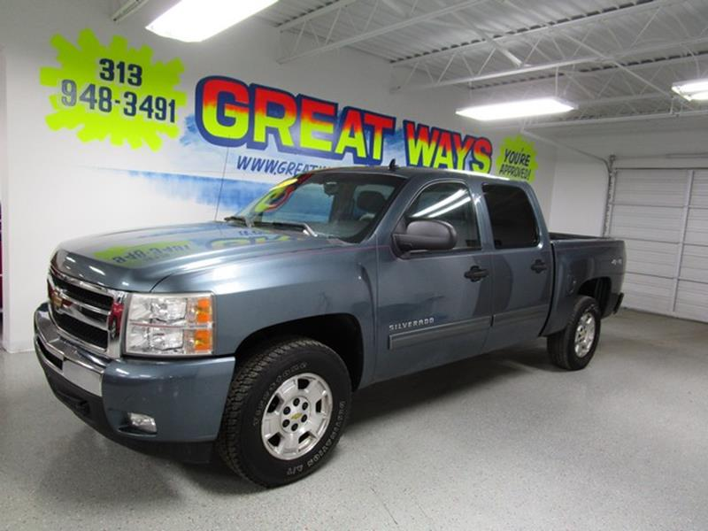 2011 Chevrolet Silverado 1500 car for sale in Detroit
