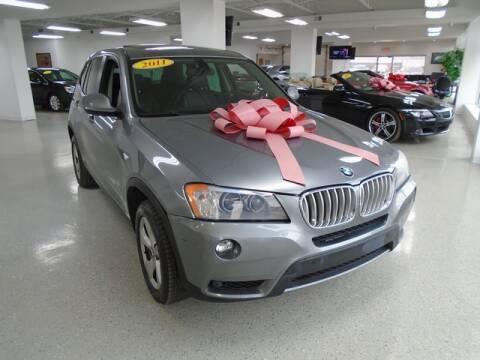 2011 BMW X3 for sale at Great Ways Auto Finance in Redford MI