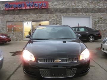 2013 Chevrolet Impala for sale in Redford, MI