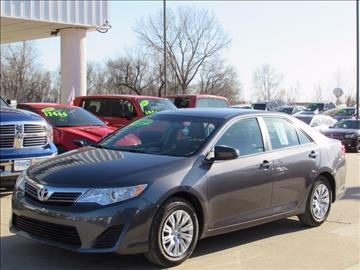 2014 Toyota Camry for sale in Newton, KS