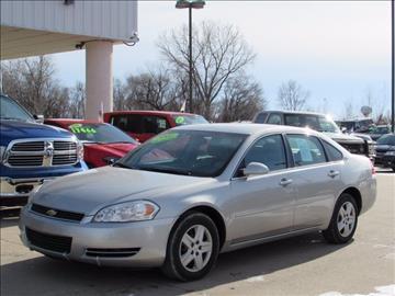 2006 Chevrolet Impala for sale in Newton, KS