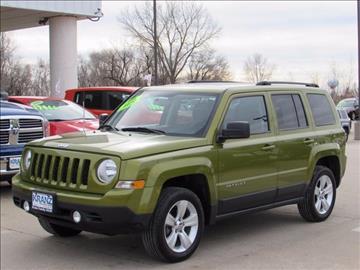 2012 Jeep Patriot for sale in Newton, KS