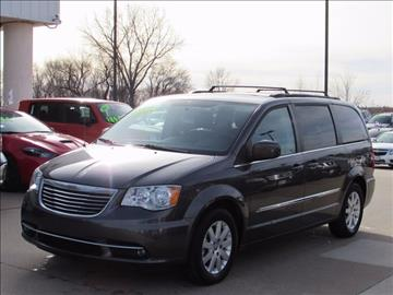 2016 Chrysler Town and Country for sale in Newton, KS