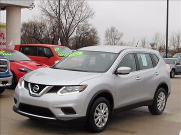 2015 Nissan Rogue for sale in Newton, KS
