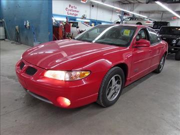 2001 Pontiac Grand Prix for sale in Newton, KS
