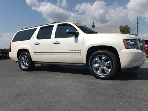 2010 Chevrolet Suburban for sale in Lowell, IN