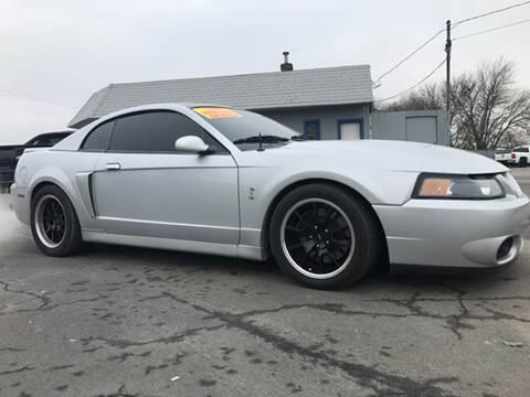 2003 Ford Mustang SVT Cobra For Sale  Carsforsalecom