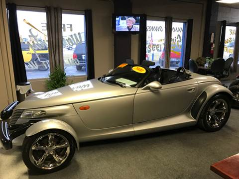 2000 Plymouth Prowler for sale in Lowell, IN