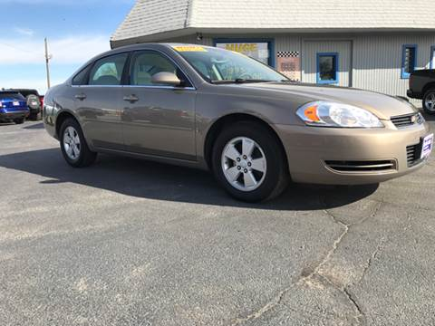 2007 Chevrolet Impala for sale in Lowell, IN