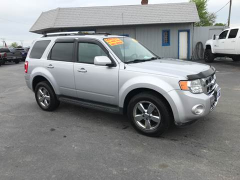 2010 Ford Escape for sale in Lowell, IN