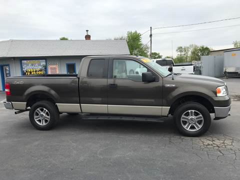 2008 Ford F-150 for sale in Lowell, IN