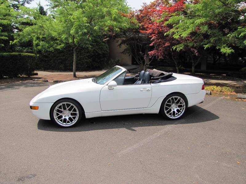 1994 Porsche 968 2dr Convertible - Milwaukie OR