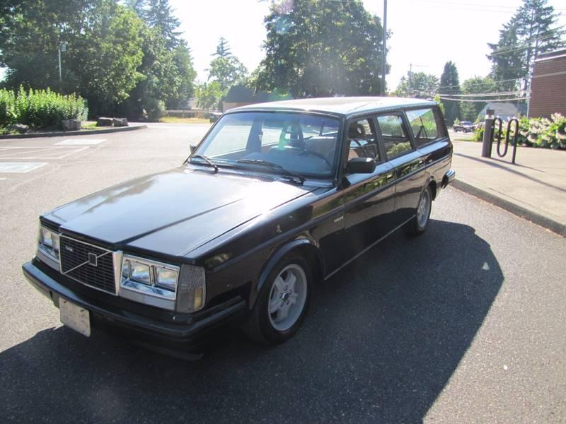 1983 Volvo 240 GLT Turbo 4dr Wagon - Milwaukie OR