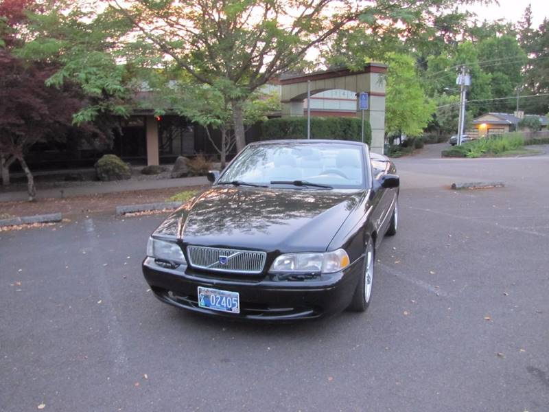 2001 Volvo C70 2dr LT Turbo Convertible - Milwaukie OR