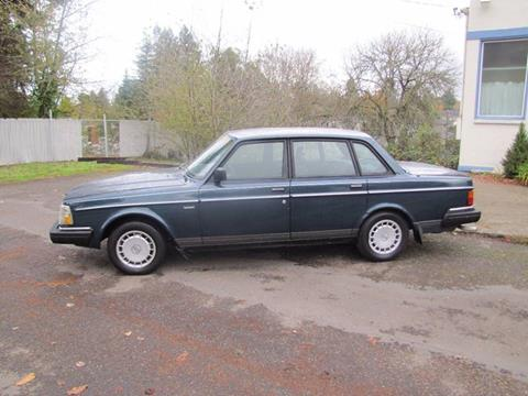 1993 Volvo 240 for sale in Milwaukie, OR