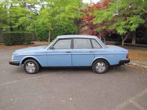 1984 Volvo 240 for sale in Milwaukie, OR