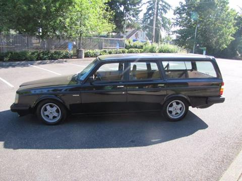 1983 Volvo 240 for sale in Milwaukie, OR