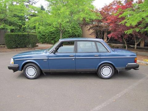 1990 Volvo 240 for sale in Milwaukie, OR