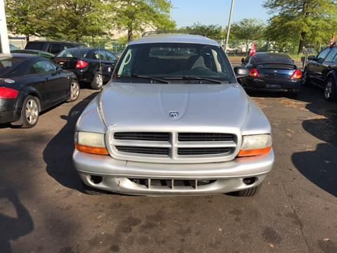 2003 Dodge Durango for sale at Vuolo Auto Sales in North Haven CT
