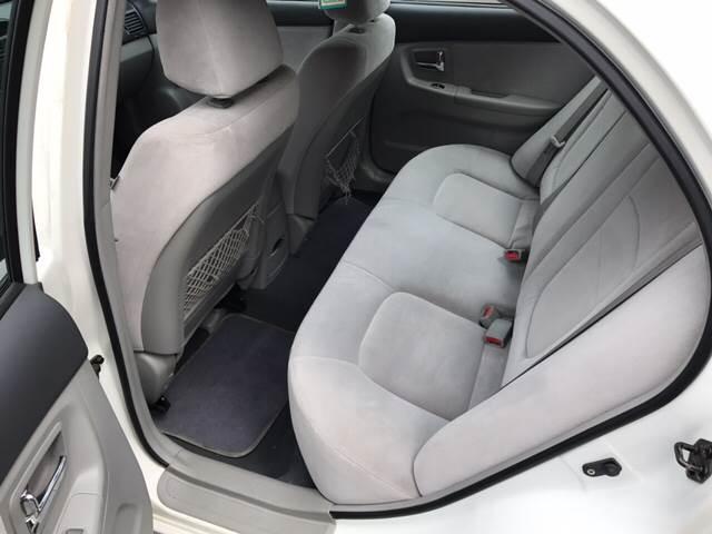 2007 Kia Spectra EX 4dr Sedan (2L I4 4A) - North Haven CT