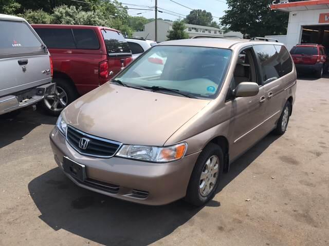 2003 Honda Odyssey 4dr EX-L Mini-Van w/Leather - North Haven CT