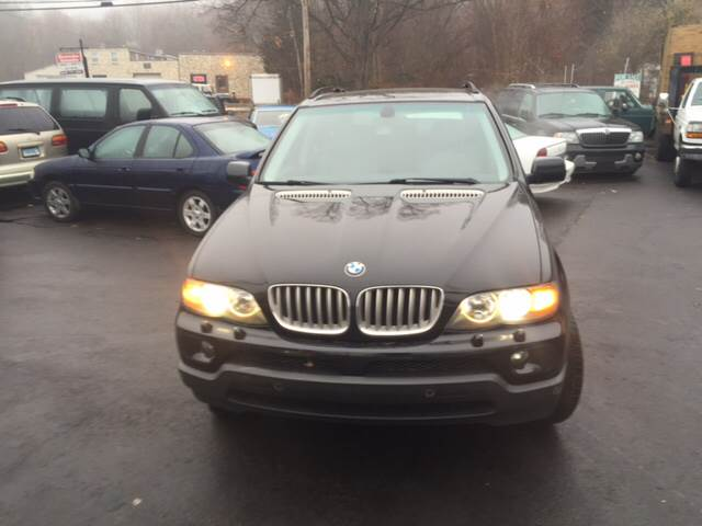 2004 BMW X5 for sale at Vuolo Auto Sales in North Haven CT