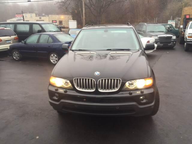 2004 BMW X5 for sale at Vuolo Auto Sales in North Haven CT