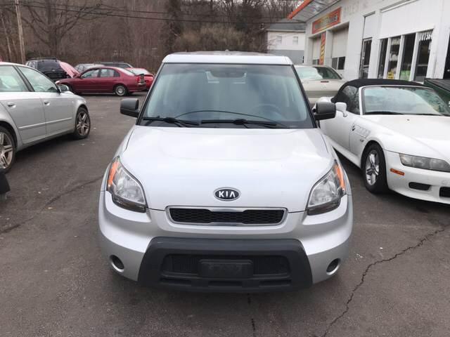 2011 Kia Soul for sale at Vuolo Auto Sales in North Haven CT